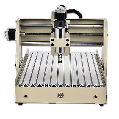 new 4 axis diy 3040 engraving machine usb milling wood cnc router 3d cutter 220v
