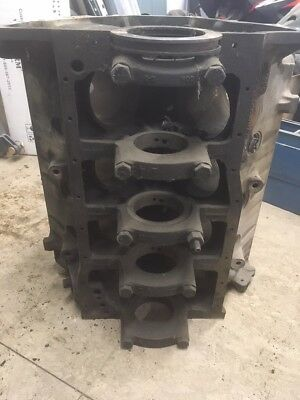 Ford Sbf 351w Windsor Engine Block D9ae
