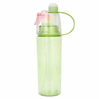 Ecosin Water Cup Sport Cycling Mist Spray Water Gym Beach Bottle Leak-proof Drin