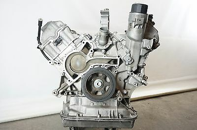 #808 Mercedes S430 03-06 Engine Motor Long Block Assembly 128k Miles