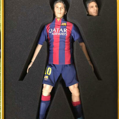Messi Hot Toys Figure Zcwo2014-2015 Football Rare