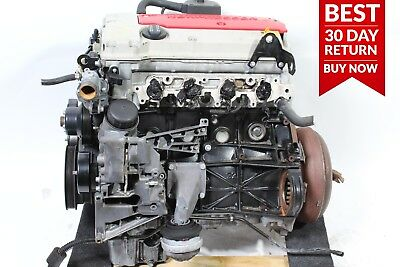 97-00 Mercedes R170 Slk230 Complete Engine Motor Block Assembly 179k A40 Oem