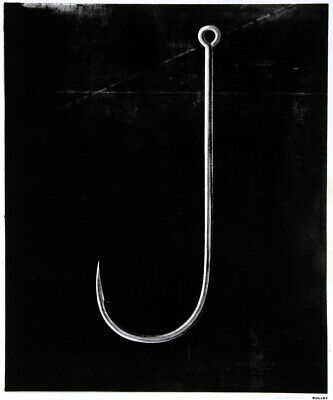 Andrew Castrucci, Fish Hook From Bullet Space, Your House Is Mine, Silkscreen