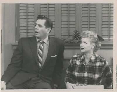 Lucille Ball With Desi, Photograph