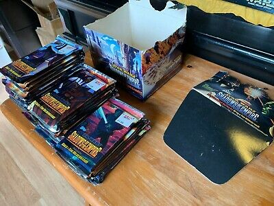 Star Wars Shadows Of The Empire Topps Box With 34 Foil Packs