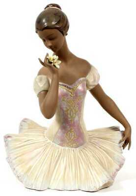 Lladro 2426 Scent Of A Flower Perfect Condition Limited Edition Base Incluided