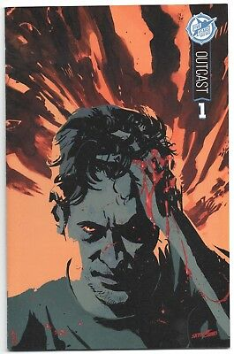 Outcast 1 Image 2015 Nm- Skybound 5th Anniversary Variant Sdcc Robert Kirkman