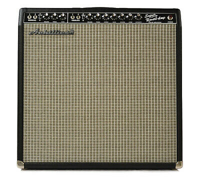Achillies Blackface Super Reverb 4x10 Guitar Amplifier Hand Wired In Australia