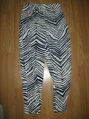 Real Vintage Zubaz New York Yankee Pants! Early Felt Logo Generation! Beautiful!