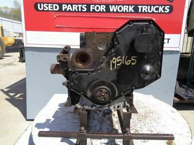 Cylinder Block 6-360 5.9l Diesel Fits 00 02 Dodge 2500 Pickup 176966