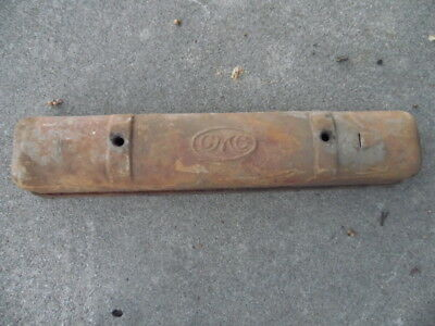 Gmc 228 236 248 270302 Valve Cover With Vents 48 49 50 51 52 53 54 Pickup Truck