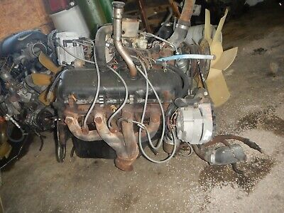 Gmc Chevy 366 Engine 364779 Big Block Engine