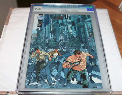 Clone #1 Skybound 5th Anniversary Edition Cgc 9.8 July 2015