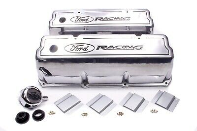 Ford 351c/400m Ford Racing Valve Cover Set P/n - M-6582-z351