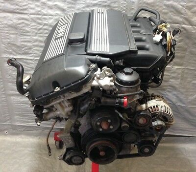 2003-2005 E85 Bmw Z4 2.5l Engine Longblock Long Block, M54 M54b25, 111k Z4017a