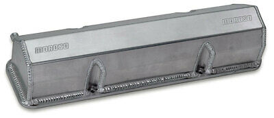 68329 Moroso 68329 Fabricated Valve Cover For Small Block Chevy