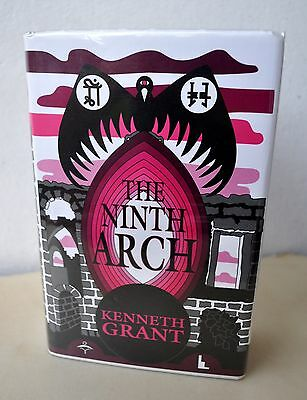 Ninth Arch 1st Ed Kenneth Grant Qliphoth Typhonian Grimoire Book Of Spider Rare!
