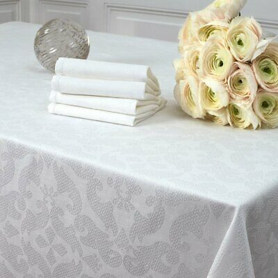France Yves Delorme Thuline Cotton / Linen Tablecloth