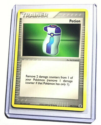 POTION - 101/112 - FireRed LeafGreen - Common - Pokemon Card - NM