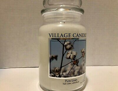 Village Candle - Double Wick Large Jar Candle 26oz - Choice Of Fragrances Rare