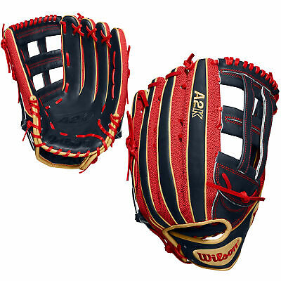 "Wilson A2k Series Mookie Betts 12.5"" Wta2klb20mb50gm Baseball Glove - Left Throw"