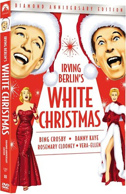 White Christmas (widescreen Dvd, 2-disc Set), Brand New!! (free Shipping!!)