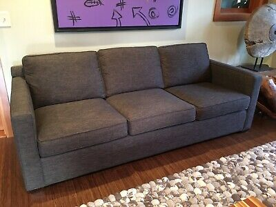 Davis 3-seat Track Arm Sofa By Crate And Barrel