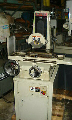 "Harig Super  6"" X 12"" Surface Grinder"
