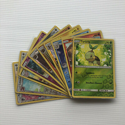 Sun and Moon Ultra Prism Reverse Holo Cards - Pokemon TCG Card - Pick from list!