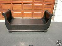 Pottery Barn Cameron Sofa Chair Loveseat Wood Settee Bench Trunk Coffee Table