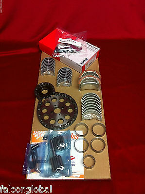 Oldsmobile/olds 394 Engine Kit Bearings+gaskets+rings+timing+oil Pump 62-64
