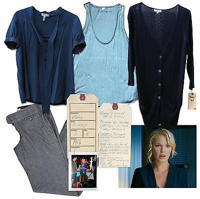 katherine heigl screen worn wardrobe from the ugly truth