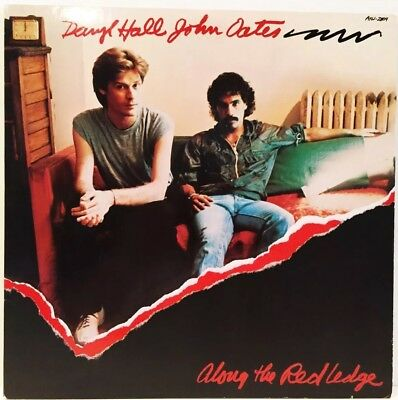 Daryl Hall John Oates Along The Red Ledge 1978 33 Vinyl Lp Record Excellent