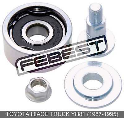 Pulley Idler Kit For Toyota Hiace Truck Yh81 (1987-1995)