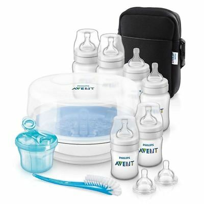 Philips Avent Bottle Feeding Essentials Gift Set 1 2 3 6 12 Packs