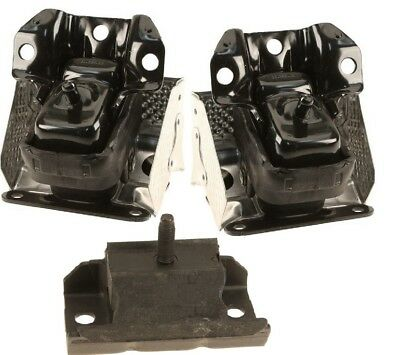 3pcset Motor Mounts Fit Rwd 2007 - 2013 Chevy Truck Avalanche 5.3l 6.0l