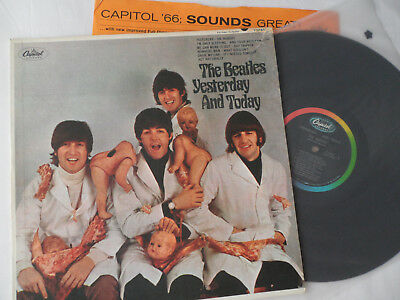 the beatles__original 3rd state__butcher album__awesome cover__ex!!!