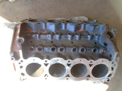 Falcon Fairlane 221 V8 Engine Block Motor Interceptor Small Block Windsor