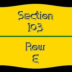 2 tickets paramore and foster the people 7/13/18 the cynthia woods mitchell pavili