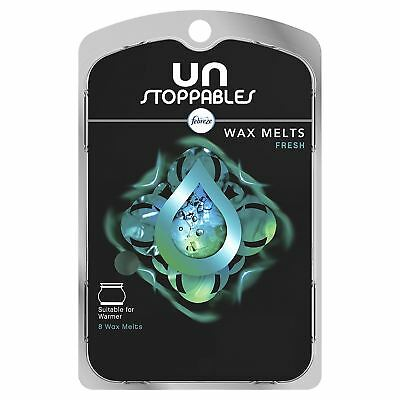 другое Febreze Unstoppables Scented 8x Piece