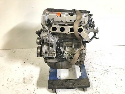 2009 Honda Accord 2.4l V4 Oem Engine Motor Long Block Assembly