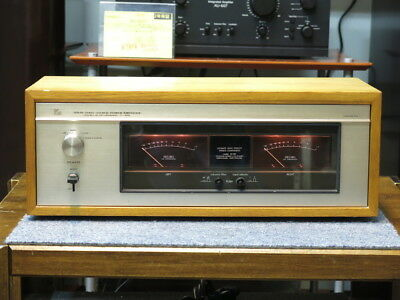 USED LUXMAN P-200 Power amplifier (transistor) from japan
