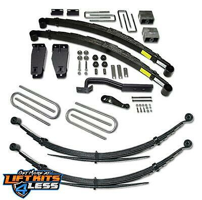 """Tuff Country 26822k 6"""" Front/rear Lift Kit For 1980-1987 Ford F-250 Diesel 4wd"""