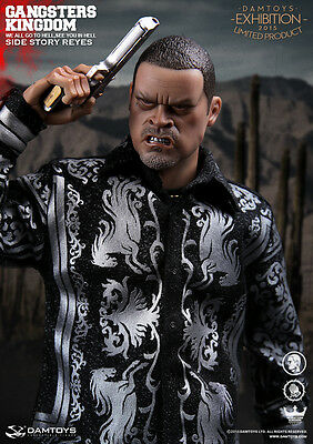 Dam Toys Cicf 2015 Expo Gangsters Kingdom Side Story - Reyes 1/6 Figure Gks002