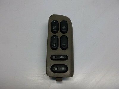 Oem 01 02 03 04 05 06 Ford Escape Left Driver Front Master Power Window Switch