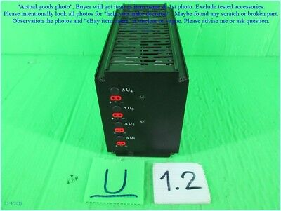 Kniel Pwq 1601, Plc Instrument Power Supply As Photo, Sn:0013, Tested, Dφm