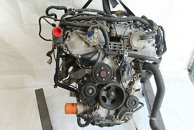 2004 Infiniti G35 S Coupe #116 Engine Motor Block Manual 6-sp Assembly Vq35de