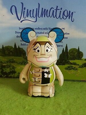 "Disney Vinylmation 3"" Park Set 2 Beauty And The Beast Wardrobe Variant"