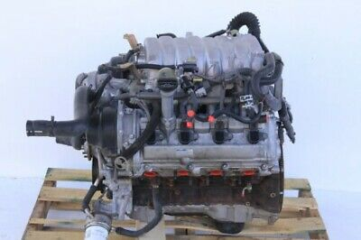 Toyota 4runner Gx470 Engine Motor Long Block Assembly 4.7l V8, 221k Mi. 03-04