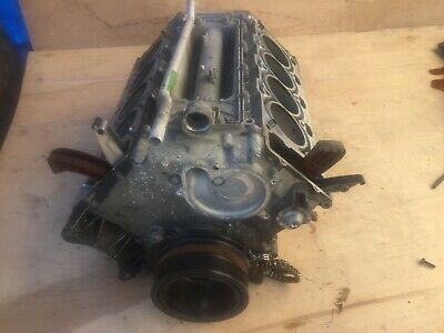 Bmw E63 E64 650i E60 550i Engine Block Cylinder Vavle Assembly Oem